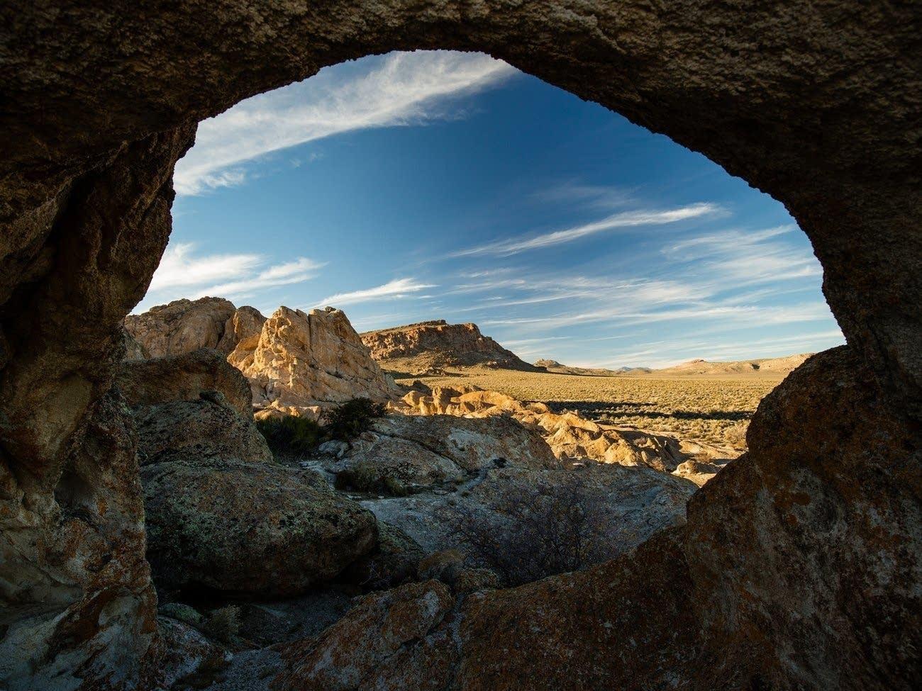 Basin and Range National Monument