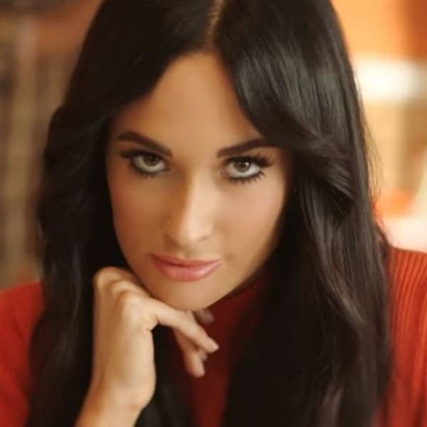 Kacey Musgraves in her 'High Horse' video