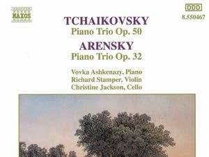 Peter Tchaikovsky - Piano Trio: II. Theme and Variations