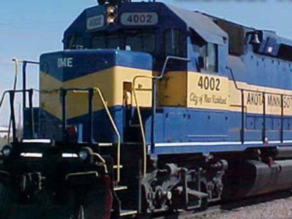 DM&E train