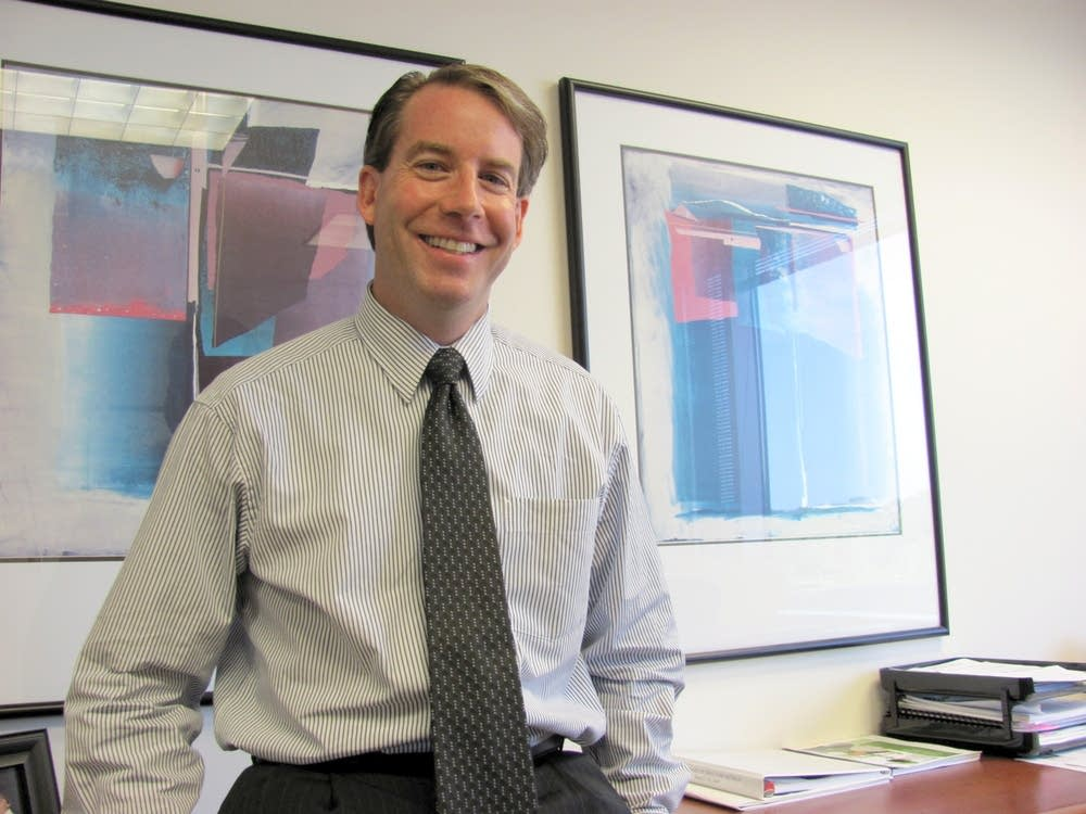 Medica's Scott Reid