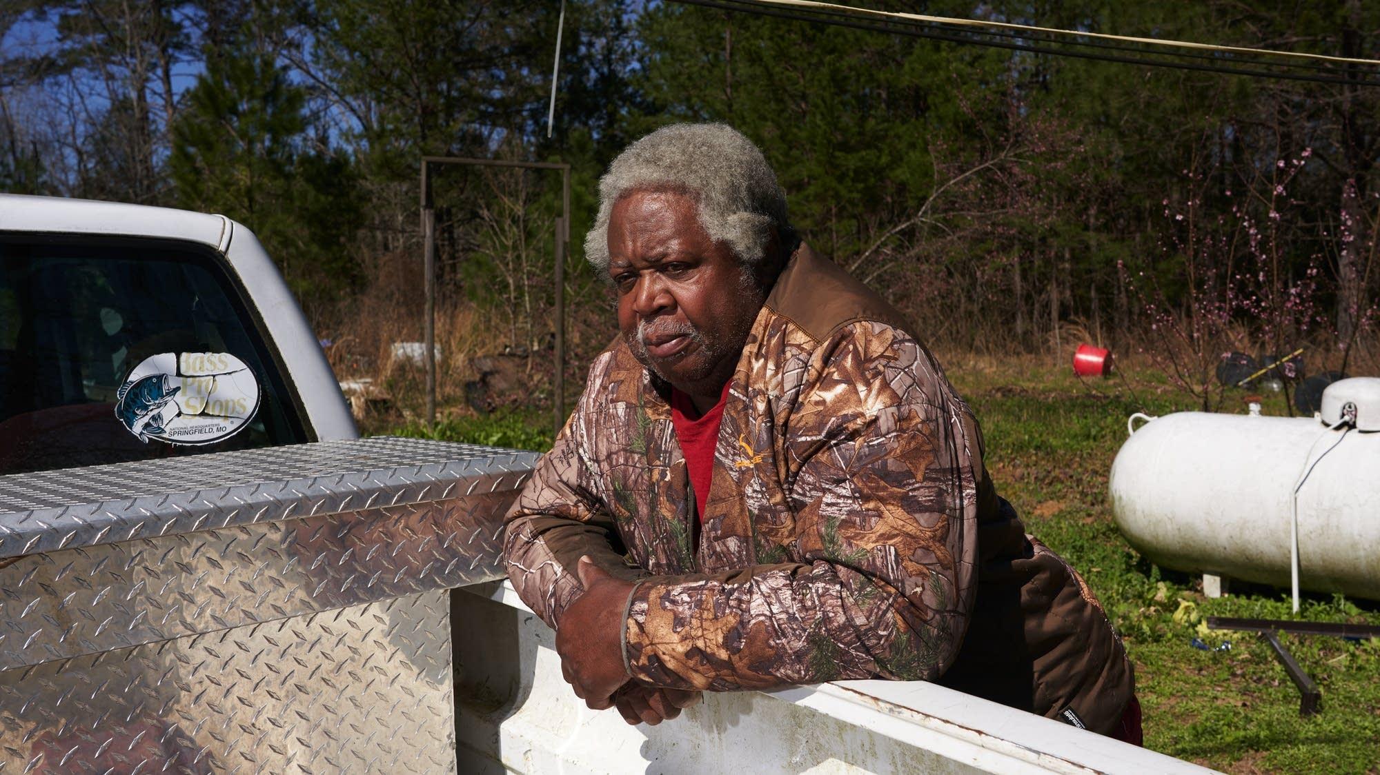 Alexander Robinson, Duck Hill, Mississippi