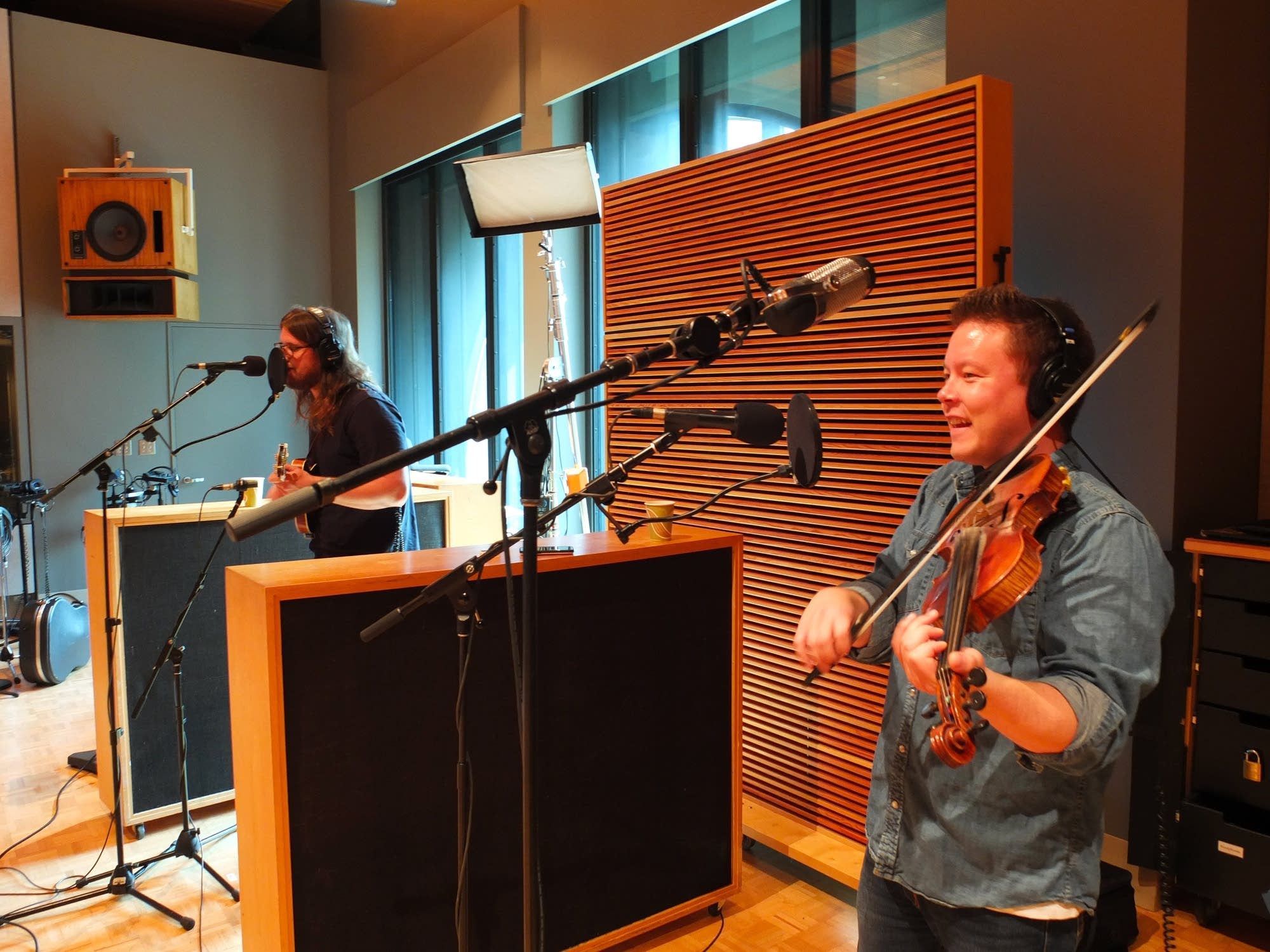 Kind Country perform at Radio Heartland