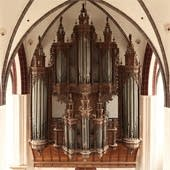 1624 Scherer at St. Stephanuskirche, Tangermünde, Germany