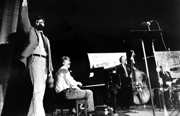 A Prairie Home Companion in 1975