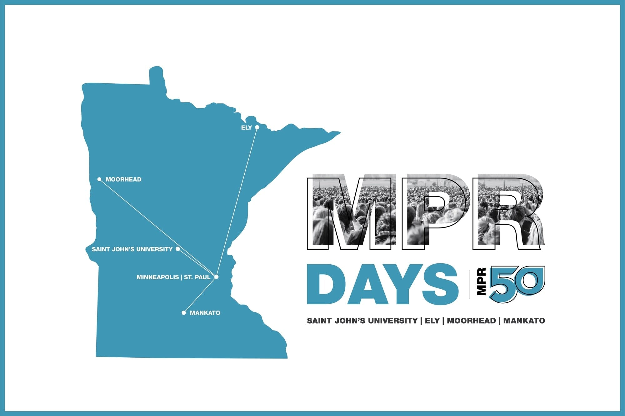 MPR Days around Minn