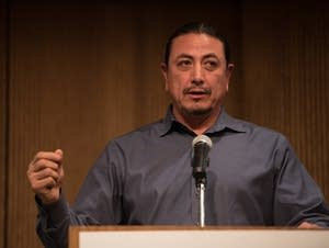 Standing Rock Tribal Chair David Archambault II