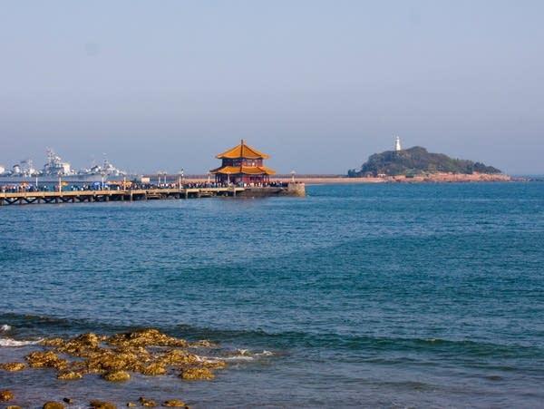 Qingdao Pier, Qingdao, China