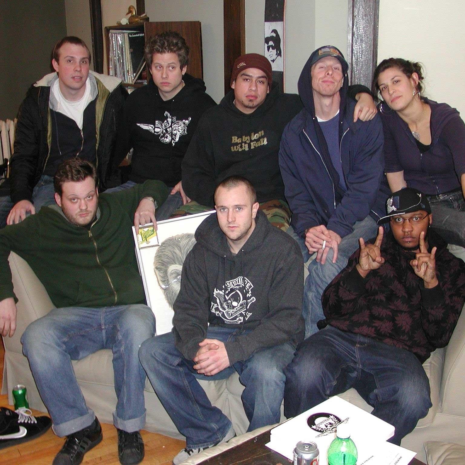 Members of Doomtree