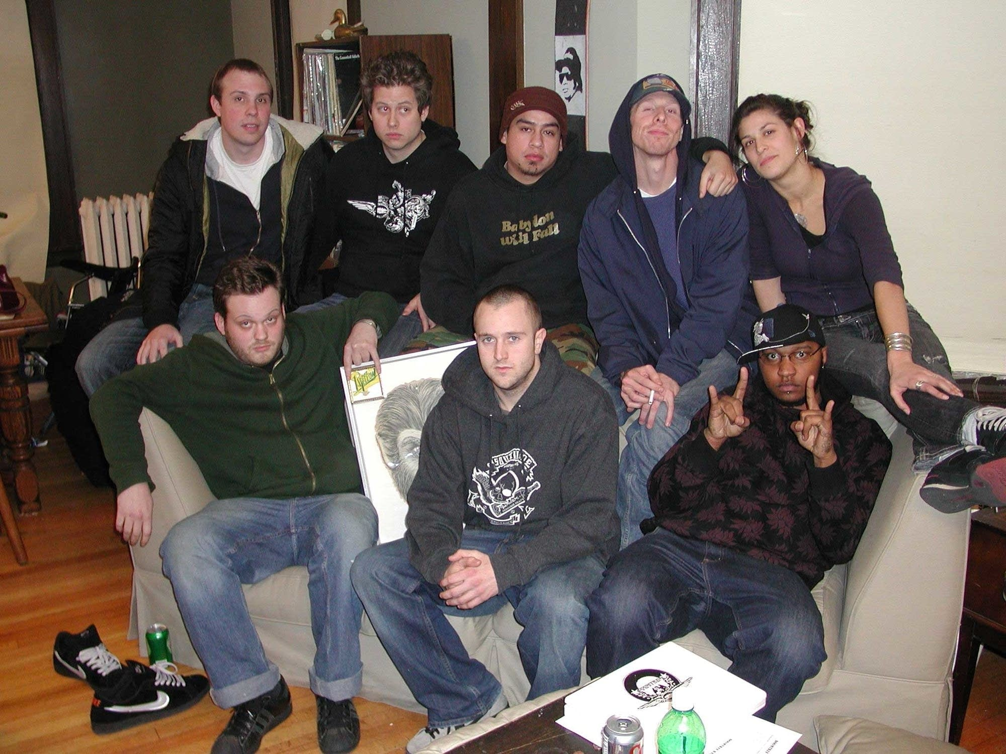 Members of Doomtree