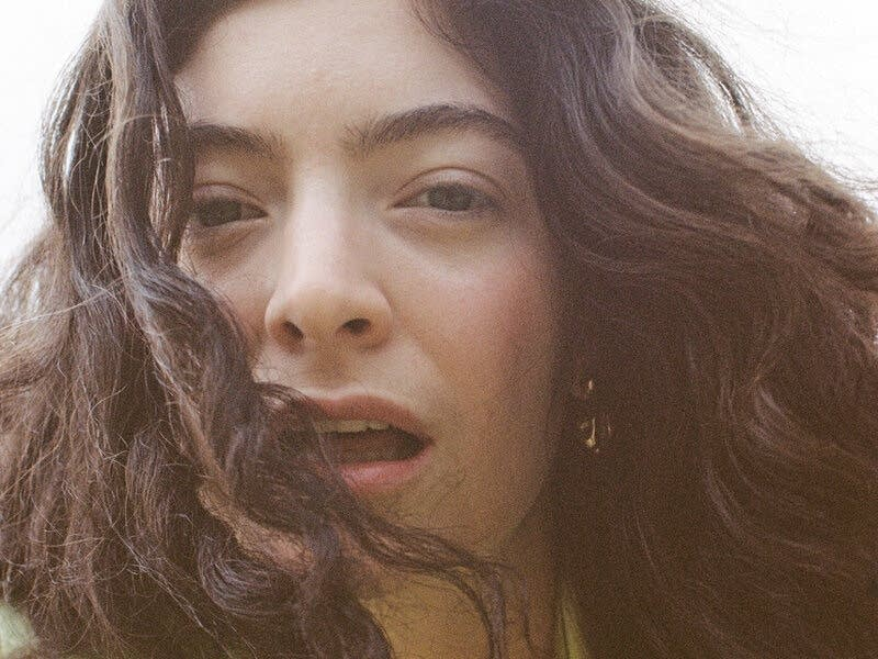 Lorde, whose new album Solar Power was released Aug. 20, 2021.