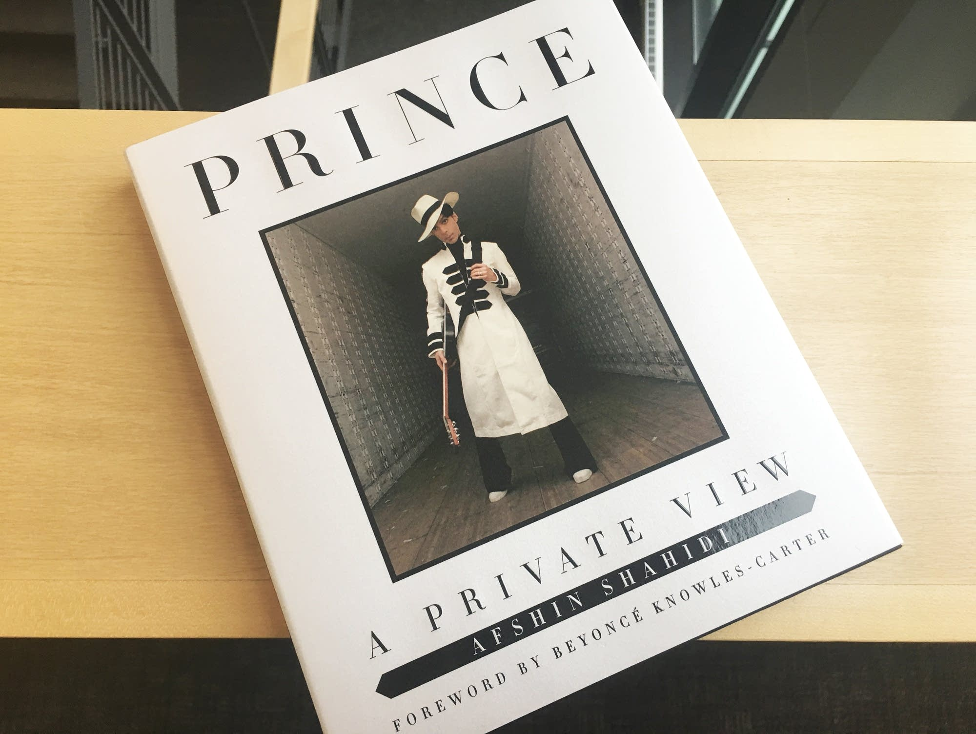 'Prince: A Private View' by Afshin Shahidi.