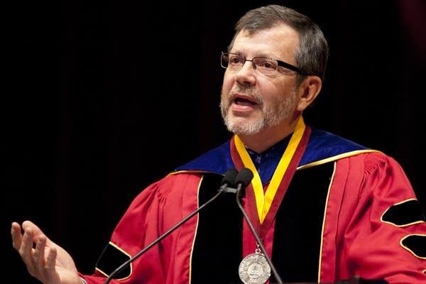 University of Minnesota welcomes new president