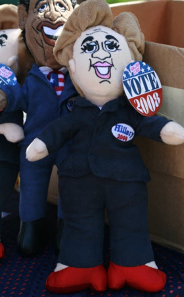 Hillary dolls for sale