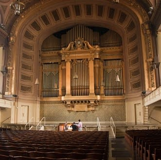1929 Skinner at Woolsey Hall, Yale University, New Haven, CT