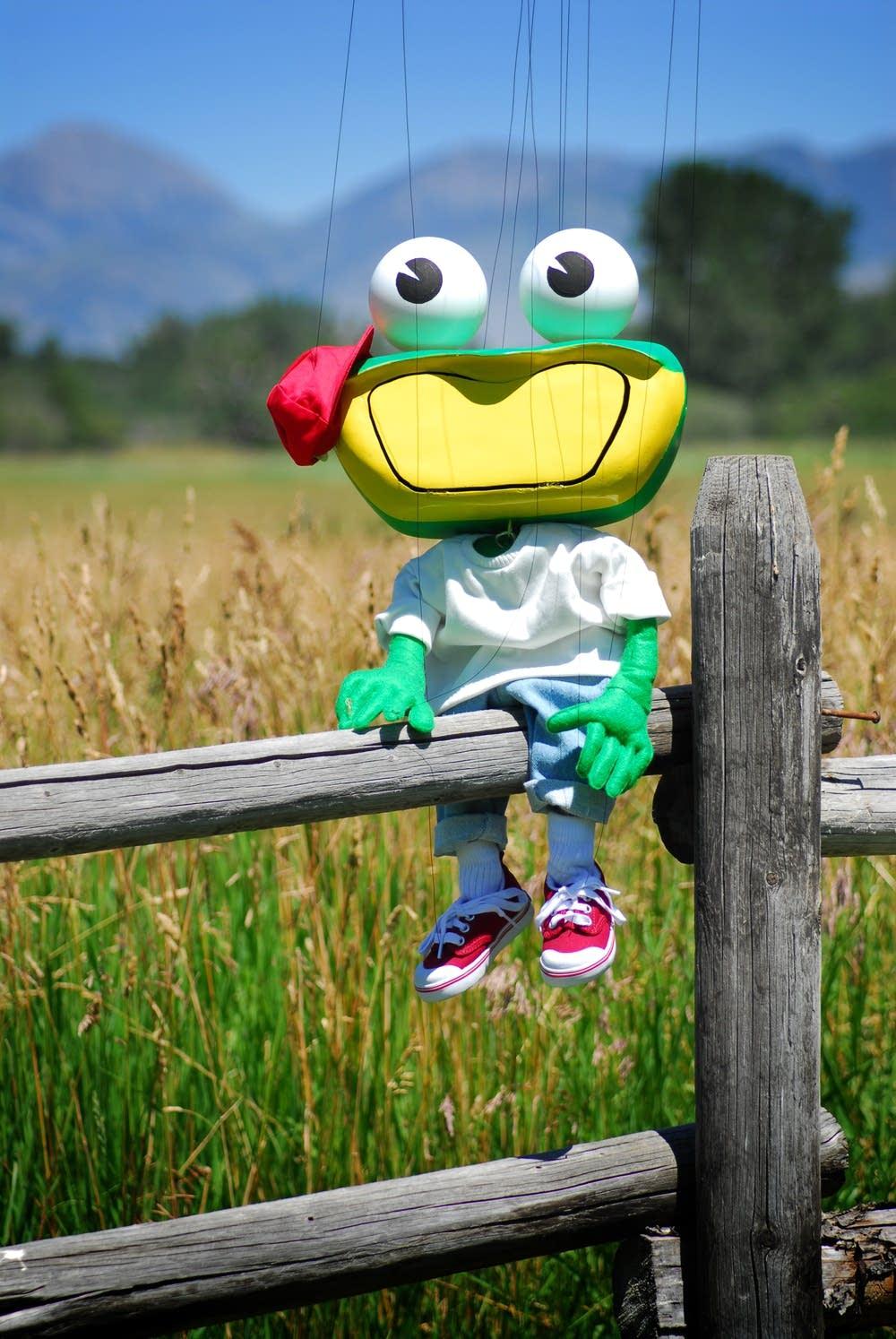 Froggy-Doo