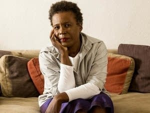 Poet and playwright Claudia Rankine