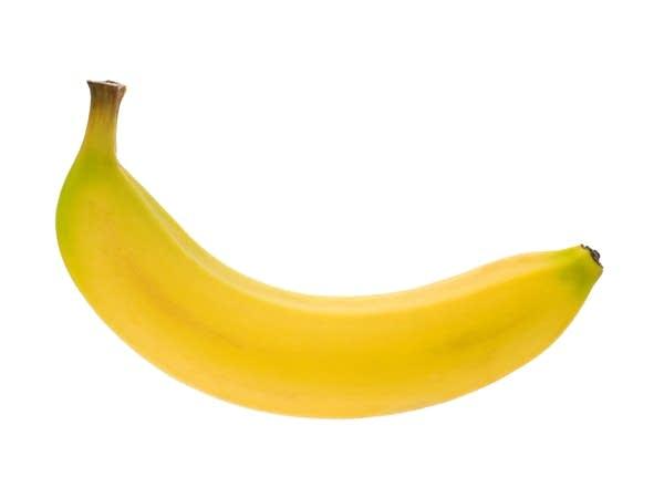 A banana!