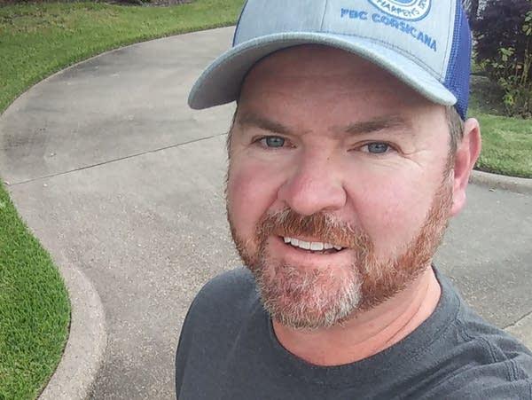 Texas Pastor Danny Reeves