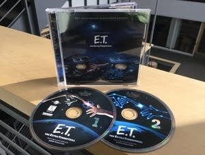 35th anniversary 'E.T. the Extra-Terrestrial' soundtrack reissue.