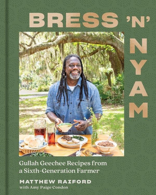Bress 'n' Nyam book cover