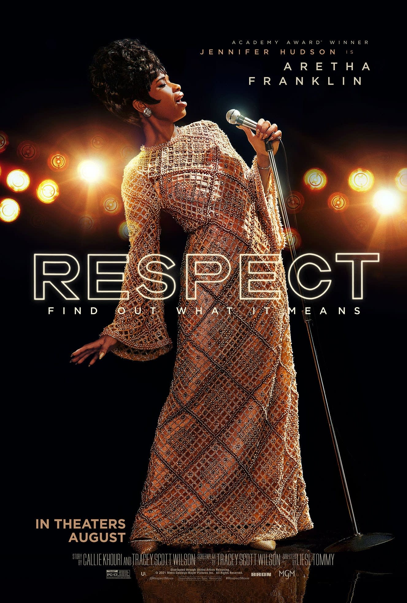 Respect - poster official