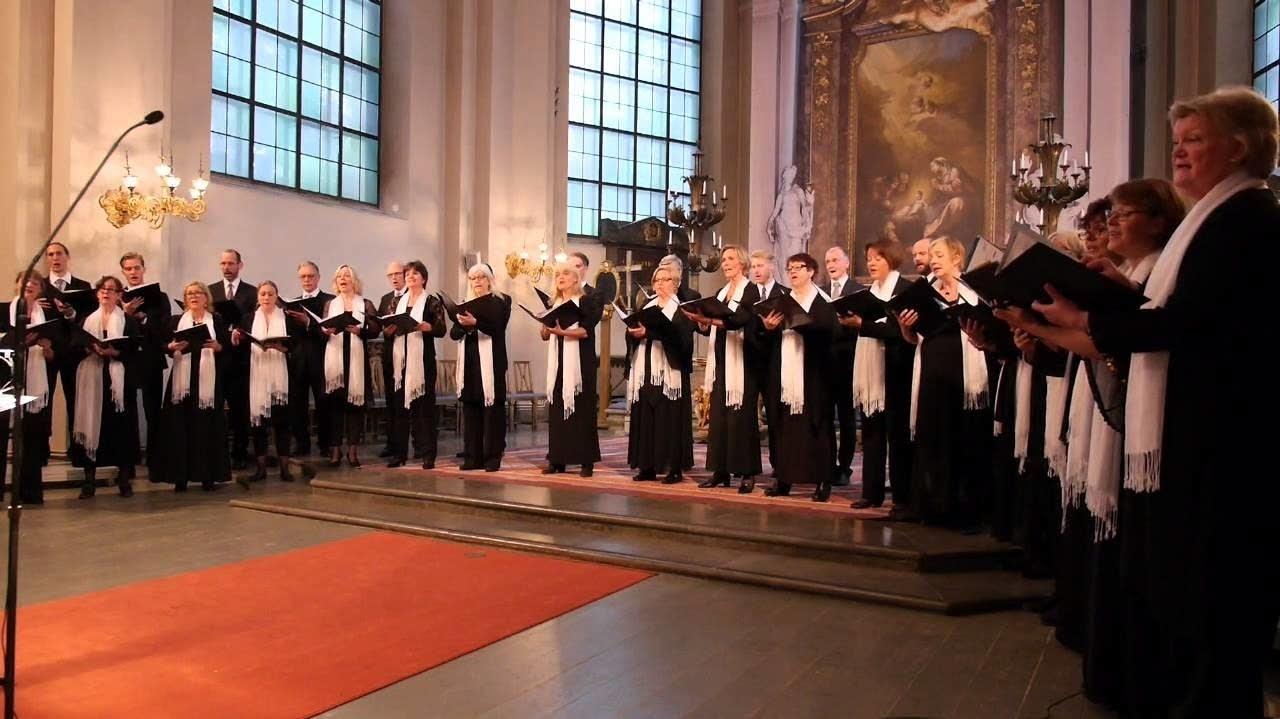 The Maria Magdalena Chamber Choir