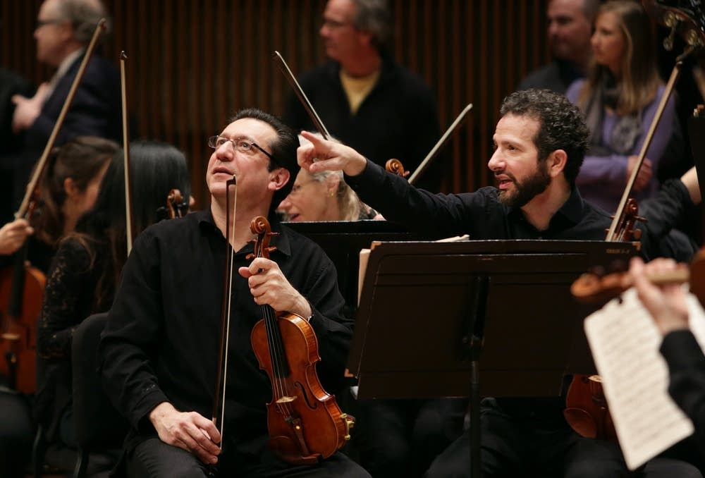 St. Paul Chamber Orchestra Associate Concertmaster