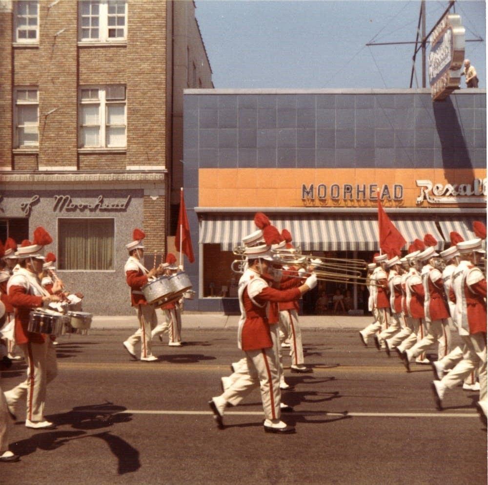 Moorhead Centennial Parade