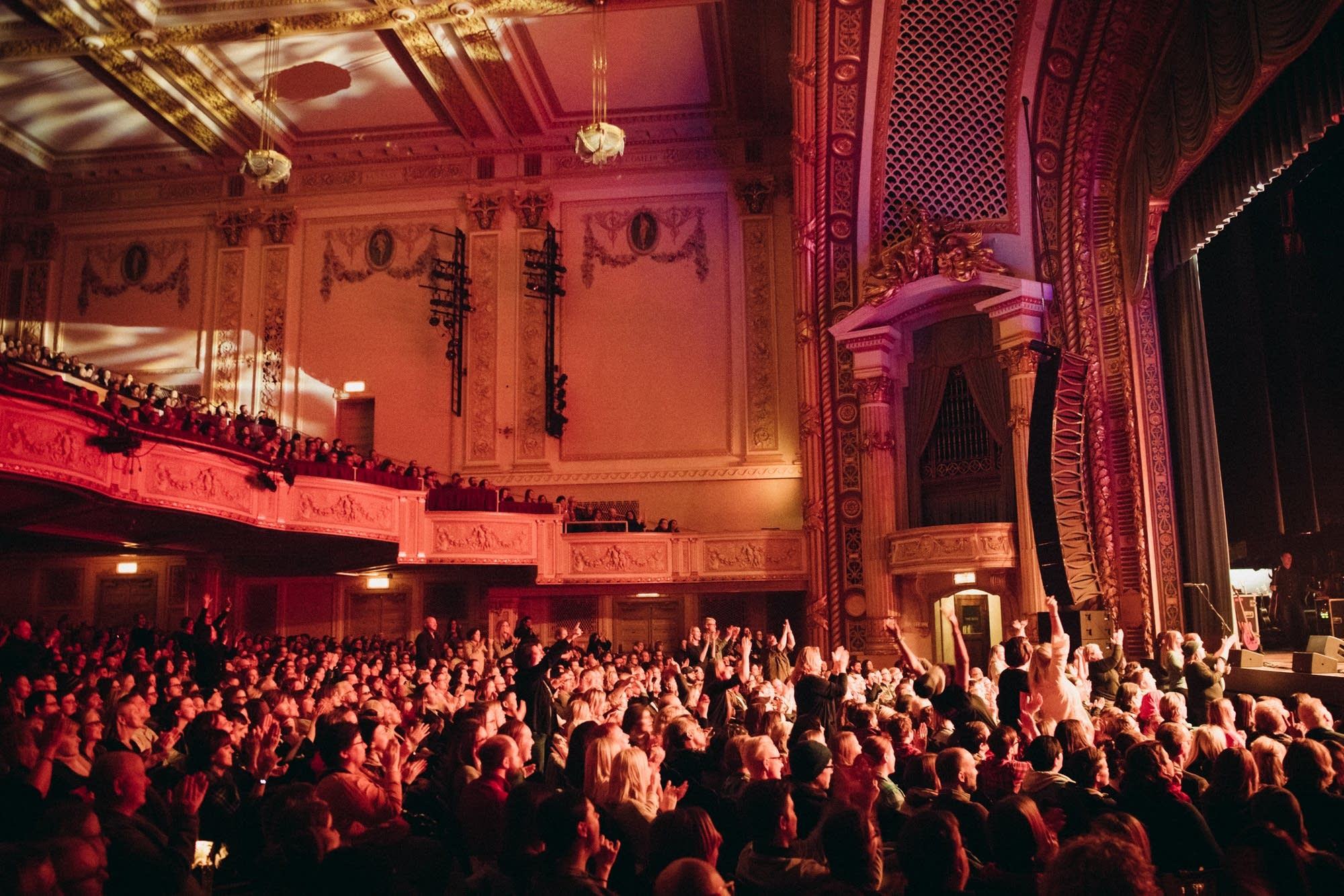 Brandi Carlile in concert at the State Theatre in Minneapolis