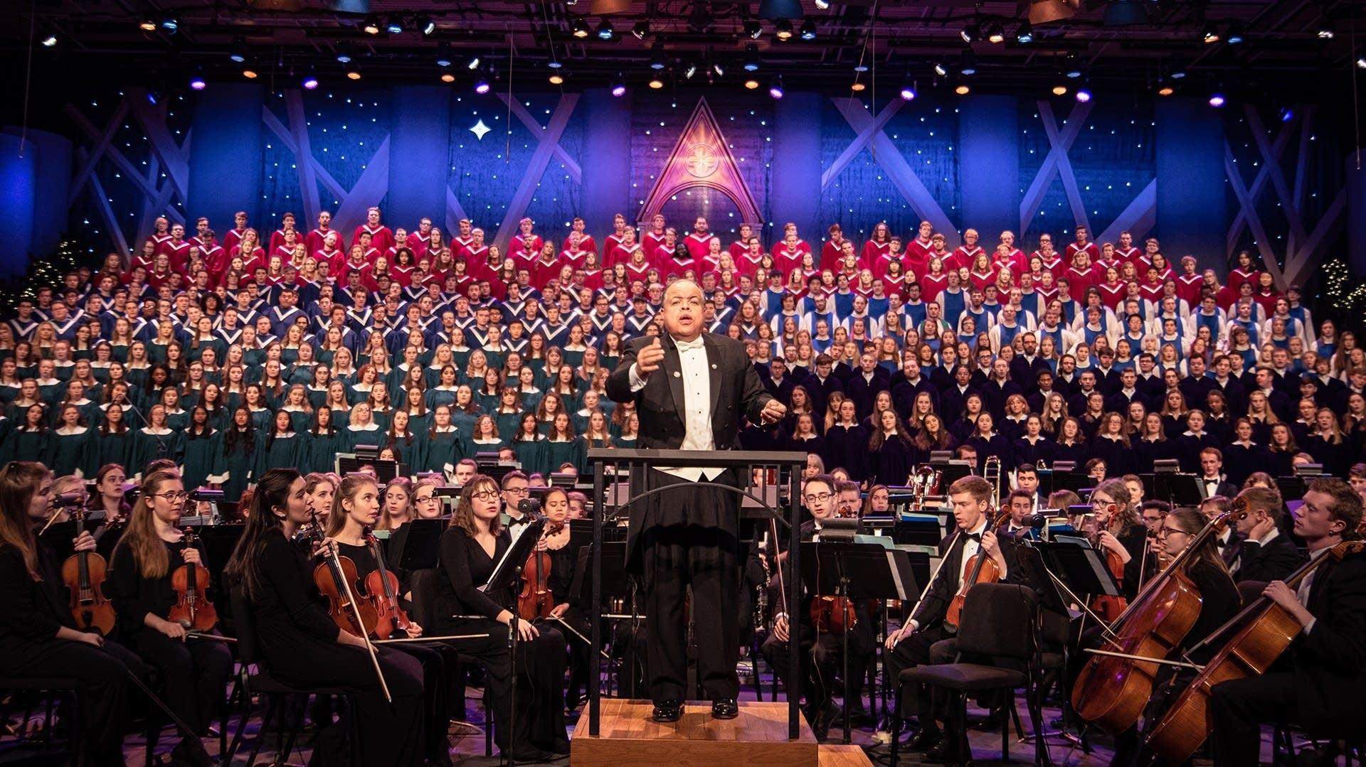 Enjoy the 2020 St. Olaf Christmas Festival | Classical MPR