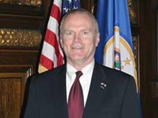 Commissioner Clark Dyrud