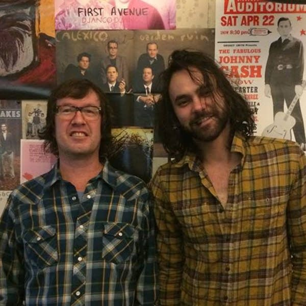 Bill DeVille and Shakey Graves at The Current