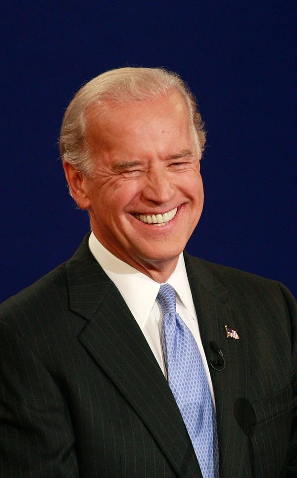 Biden And Palin Square Off In Only Vice Presidenti