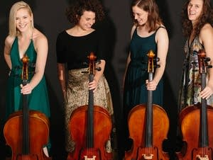 Delphia Cello Quartet