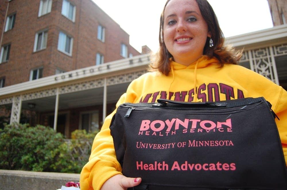 Health advocate Annmarie Bodnia