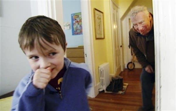 MacNeil's grandson