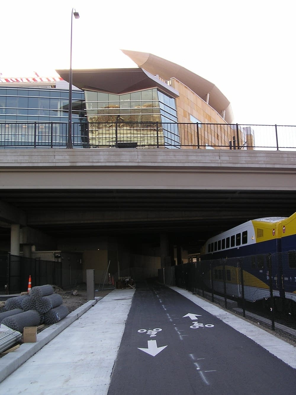 Cedar Lake Trail at Target Field