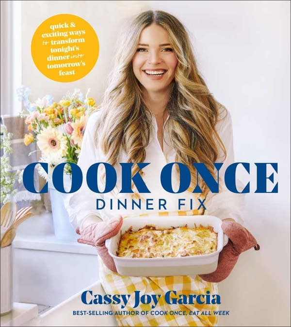 Cook Once Dinner Dix book cover