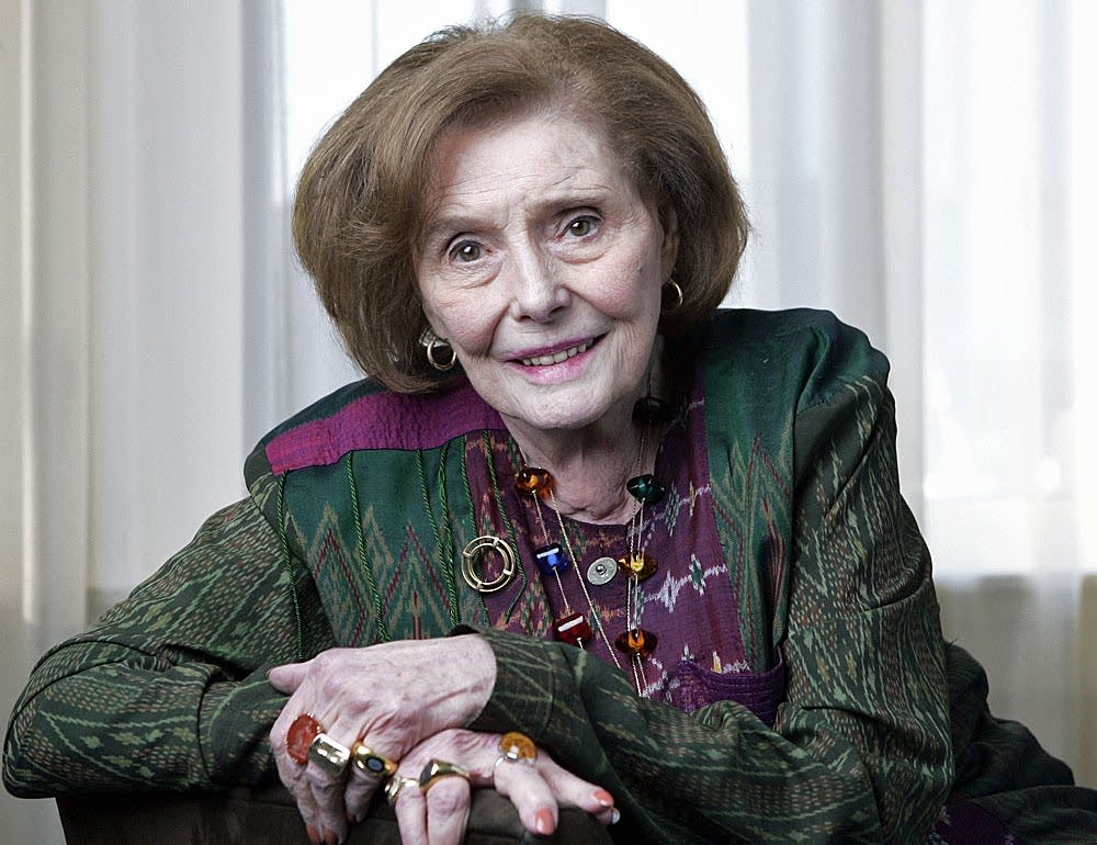 Patricia Neal in 2008