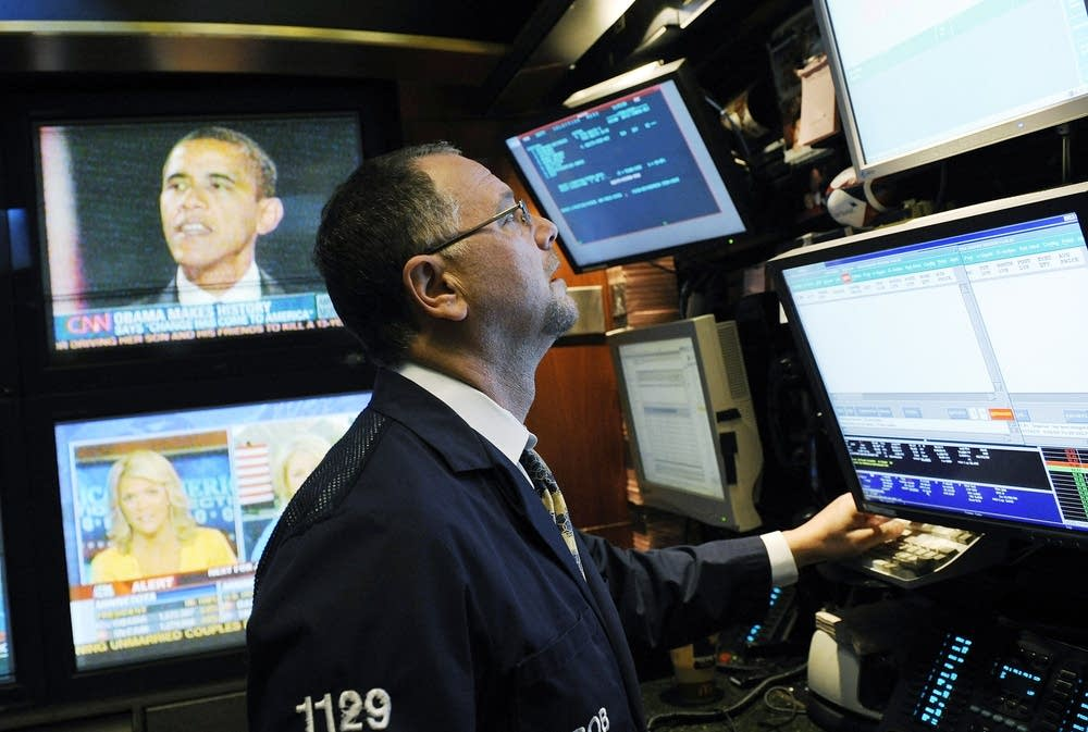 Markets Open Day After Barack Obama Elected Presid