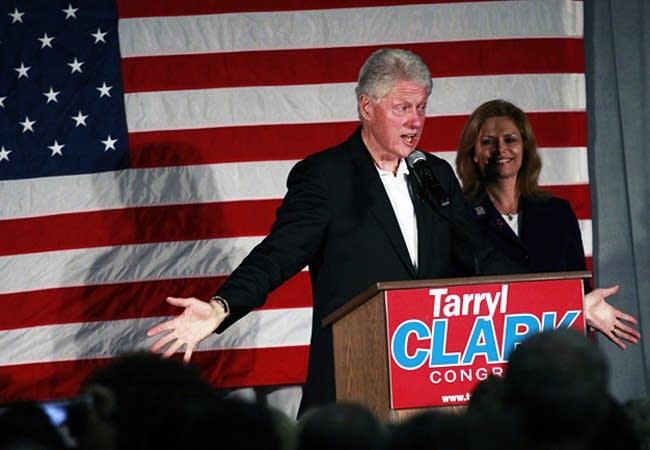 Clinton, Clark