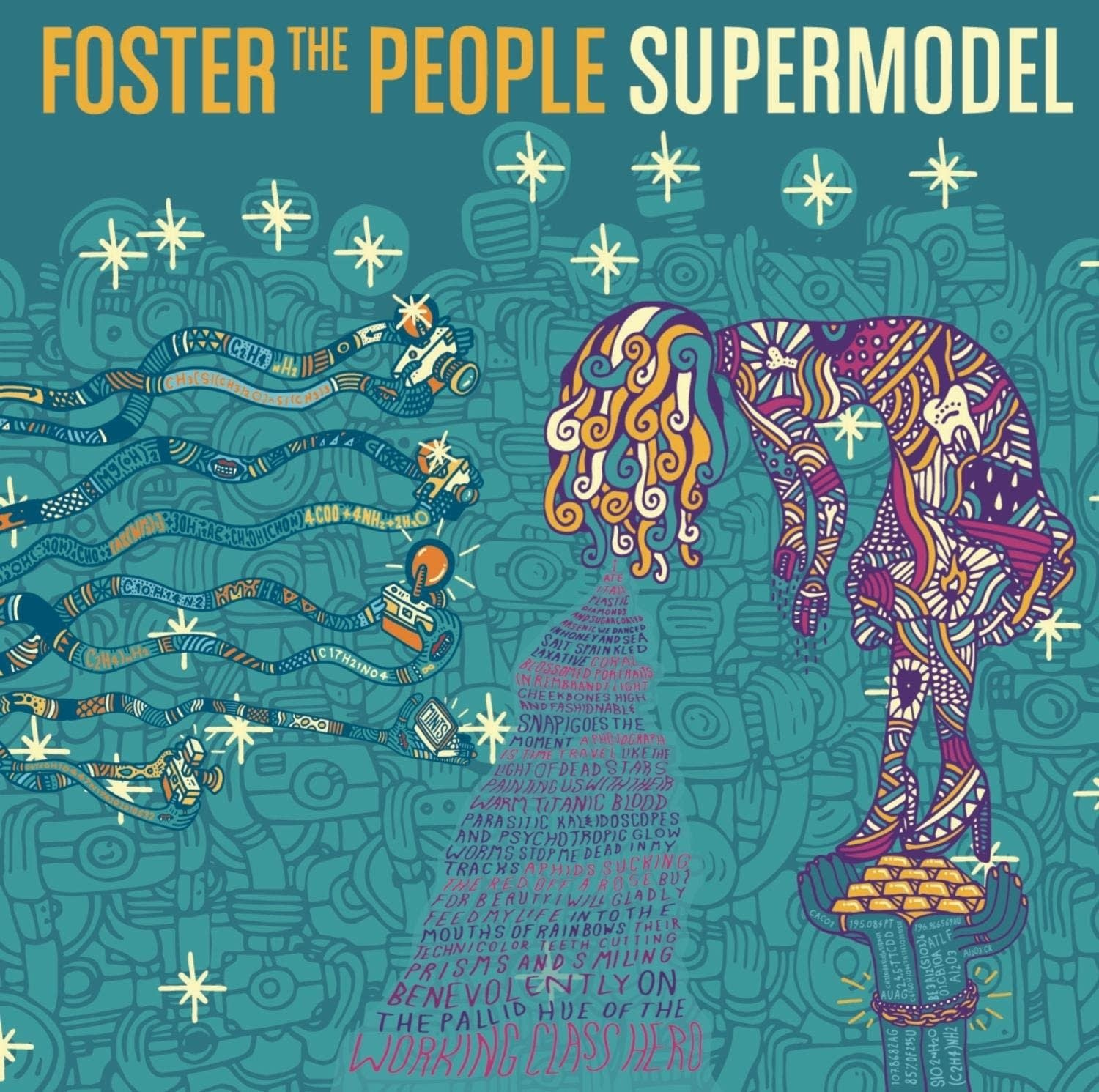 foster the people supermodel