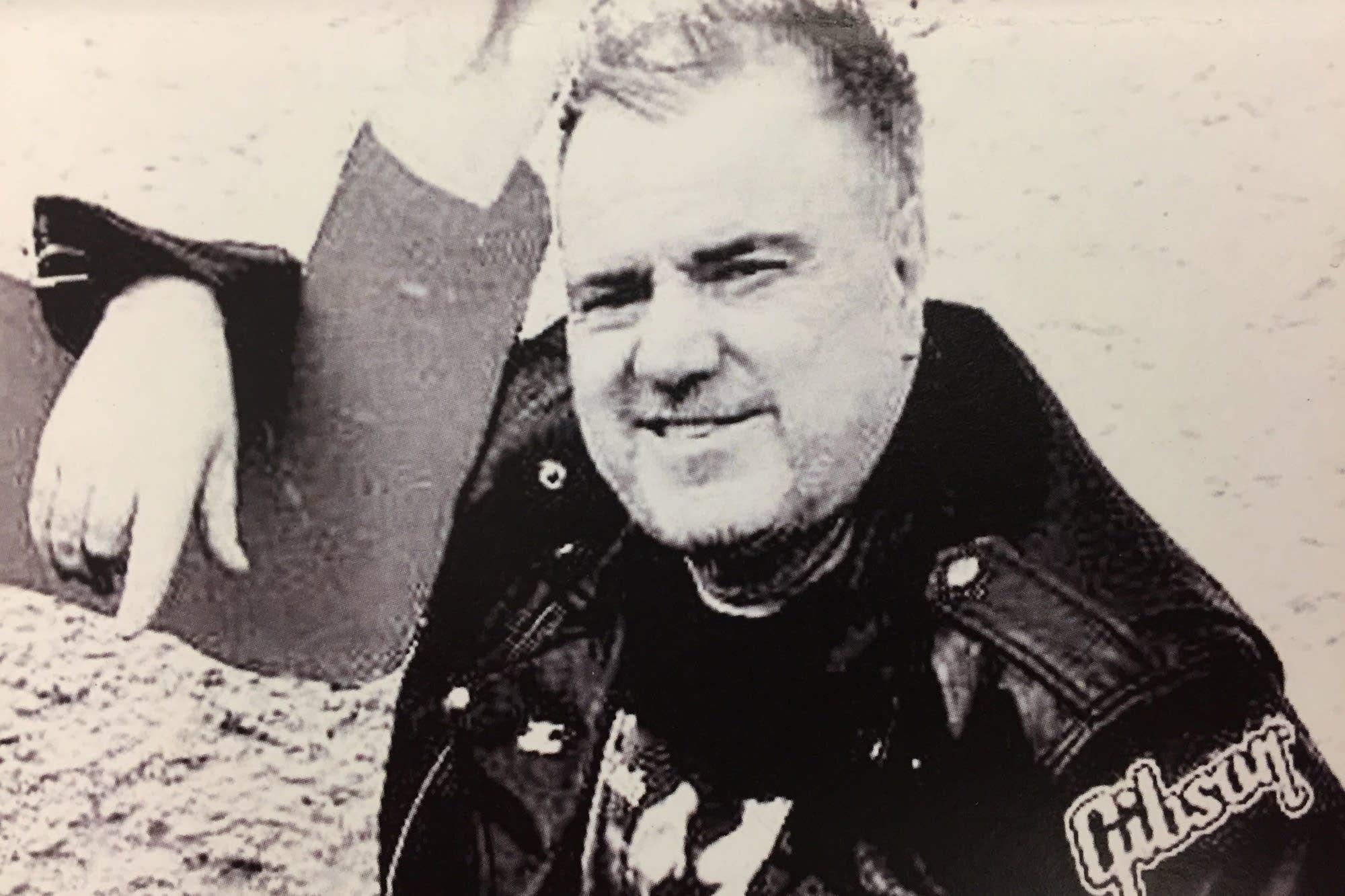 Henry Cluney, founding member of Stiff Little Fingers