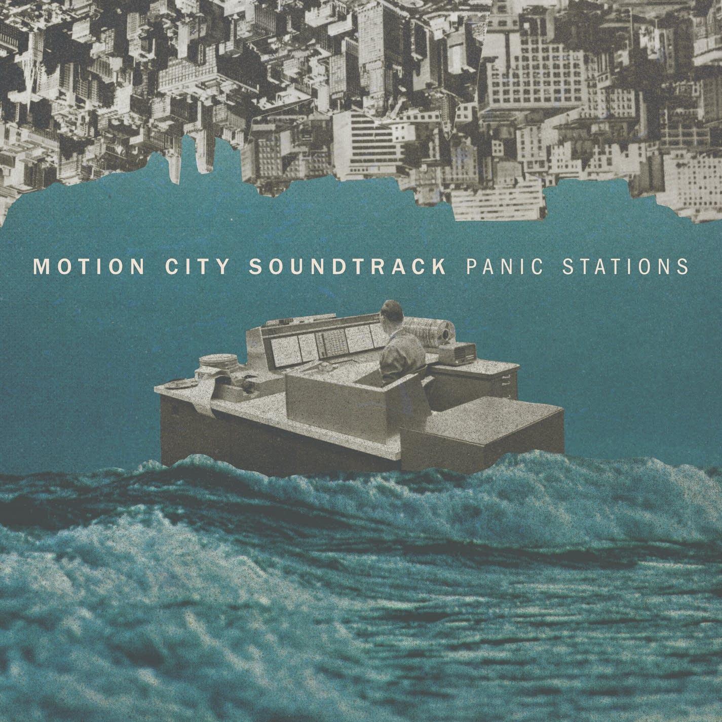Motion City Soundtrack - Panic Stations
