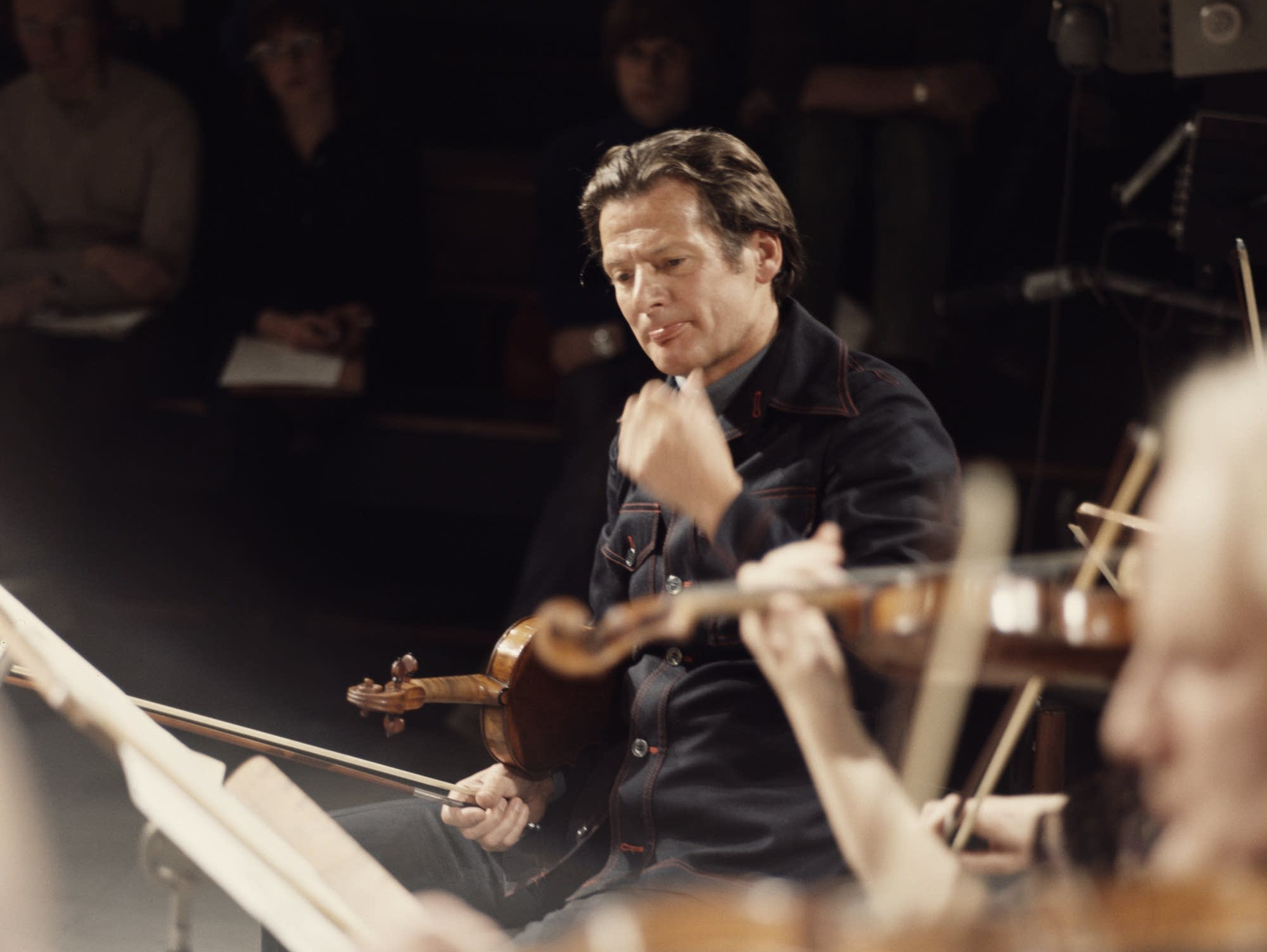 Neville Marriner, circa 1965
