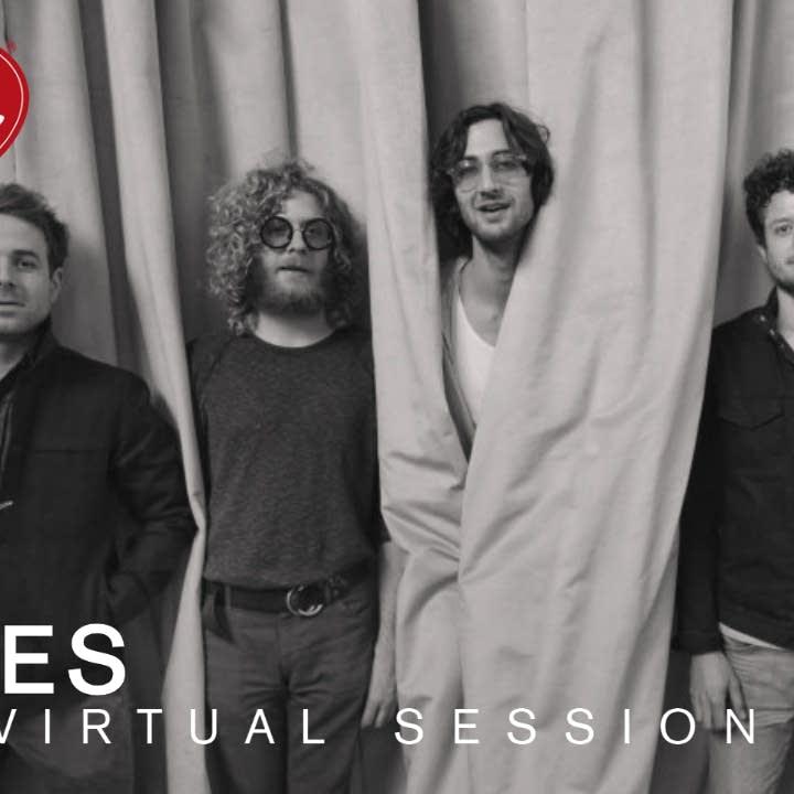 Dawes - Live Virtual Session