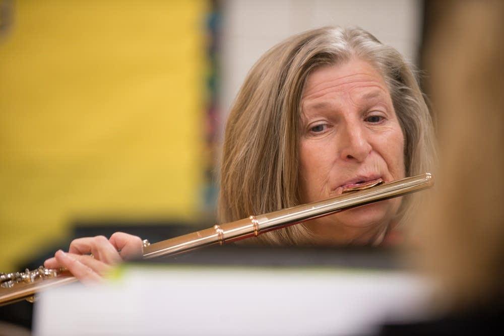 Nancy Wucherpfennig flute