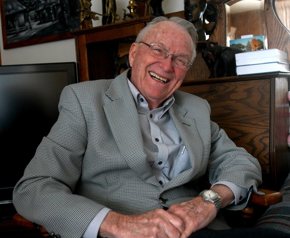 Dr. Lowell Gess, 93