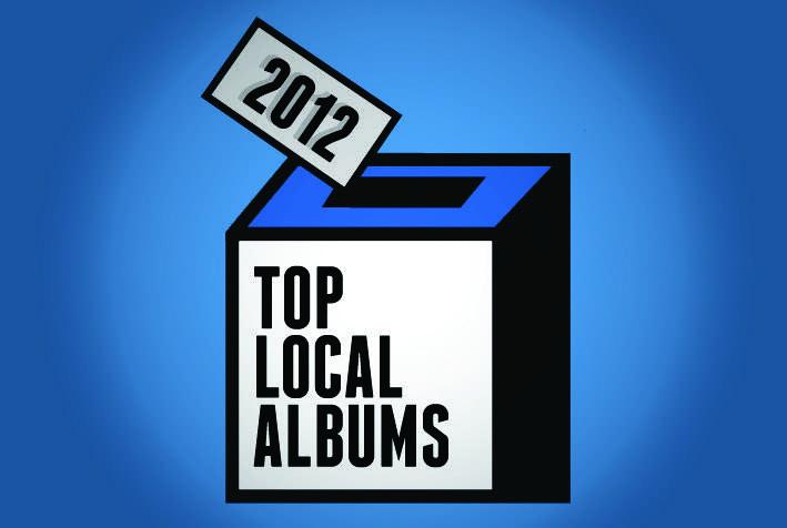 2012 Best Local Albums